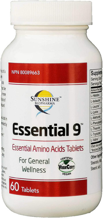 essential 9 - Science Based Nutrition